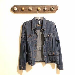 Jamaica Bay denim jacket